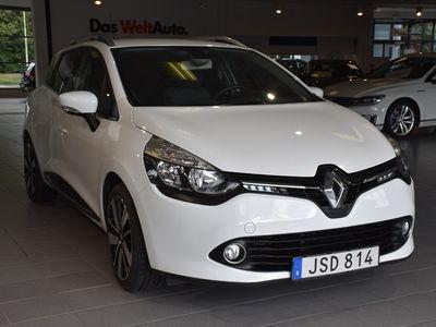 begagnad Renault Clio ---