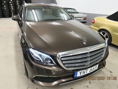 begagnad Mercedes E220 d D. 9G-Tronic Euro 6 194hk