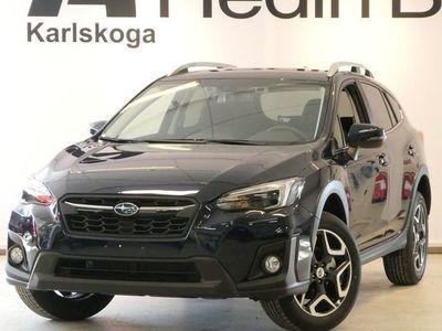 begagnad Subaru XV 2.0I Ridge 4WD Aut Eyesight