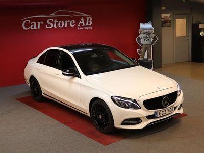 begagnad Mercedes C250 T d *NAVI* Euro 6 204hk