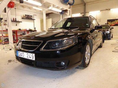 begagnad Saab 9-5 SportCombi 2.3 T BioPower Vector 210hk
