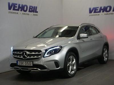 begagnad Mercedes GLA200 UrbanLine Aut AppleCarplay Drag