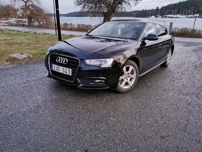 begagnad Audi A5 Sportback 2.0 TDI Sports Edition