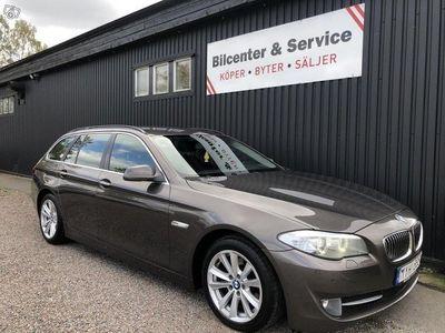 begagnad BMW 520 D Touring Steptronic 184hk*Dragkrok