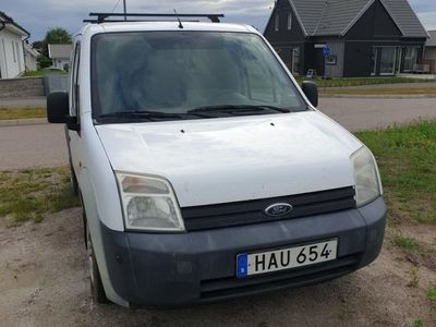 begagnad Ford Transit Connect SWB 1.8