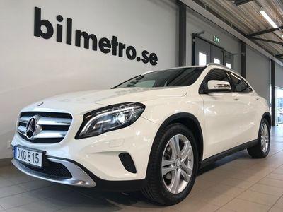 gebraucht Mercedes GLA220 CDI 170hk 4MATIC /Aut /Drag /Nav