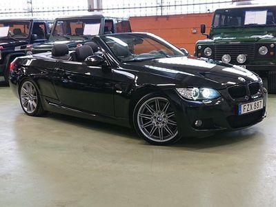 begagnad BMW 330 d Convertible Automat M Sport, Comfort 245hk
