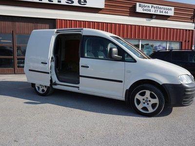 begagnad VW Caddy Panel Van 1.9 TDI DSG Automa -07