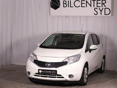 begagnad Nissan Note 1.5 dCi 90hk