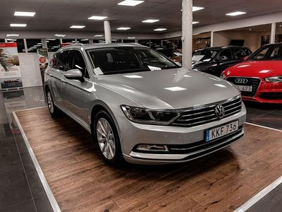 begagnad VW Passat 2.0 TDI DSG Executive Euro 6 150hk