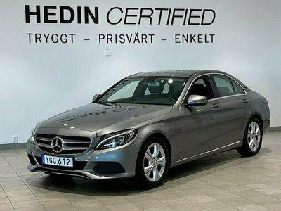 begagnad Mercedes C180 C BenzSedan Manuell 2017, Sedan Pris 194 900 kr