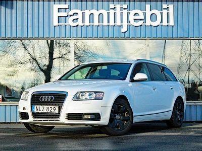 begagnad Audi A6 2.0 TDI Avant (170hk) C6 Facelift/Aux/Kamrem bytt