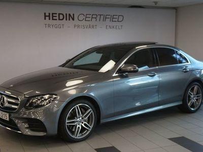 begagnad Mercedes E220 220 d 4MATIC 9G-Tronic, 194hk, 2018