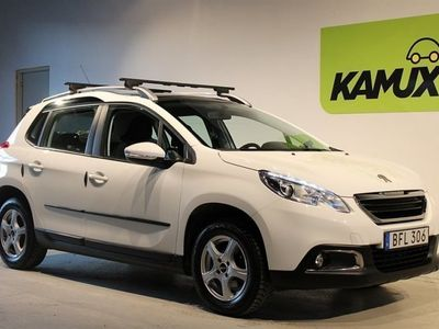 begagnad Peugeot 2008 1.6 e-HDi PDC Nyservad NAV (92hk)