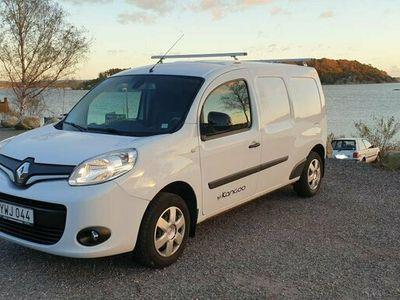 begagnad Renault Kangoo Express Maxi 1.5 dCi Automat LÅGMILARE