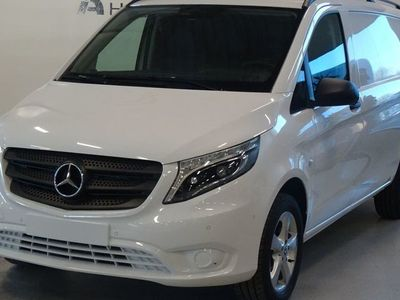 gebraucht Mercedes Vito 119 CDI SKÅP EXTRA LÅNG ED1 4x4