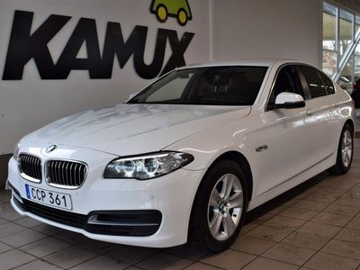 begagnad BMW 520 Sedan Manuell, 190hk,