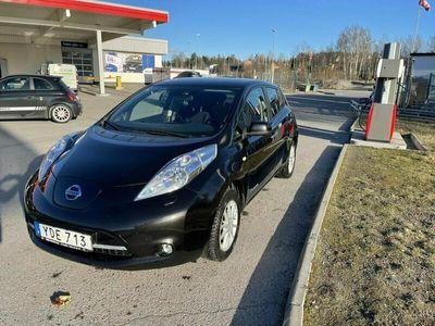 begagnad Nissan Leaf 24KWH