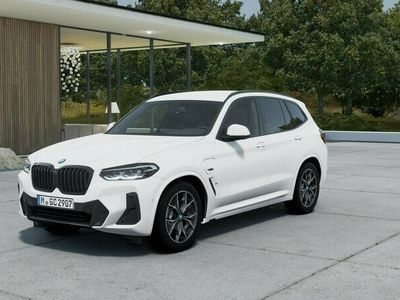 begagnad BMW X3 xDrive30e M Sport Navi Drag Backkamera HiFi Rattvärme