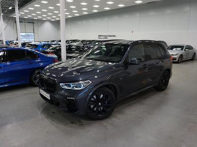 begagnad BMW X5 30d xDrive M-Sport Innovation Winter Xoffroad