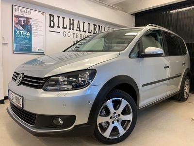 begagnad VW Touran Cross 1.4TSI(150hk)AutoKamer
