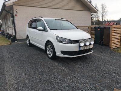 begagnad VW Touran 1.6 TDI 7-sits