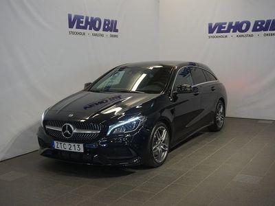 used Mercedes CLA220 Shooting Brake d AMG Backkamera Aut Drag Nav