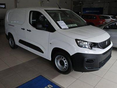 begagnad Peugeot Partner L2 Inbusiness Automat 2019, Transportbil 266 125 kr