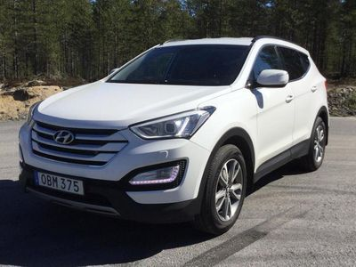 usata Hyundai Santa Fe 2.2 CRDi-R 4WD (197hk)