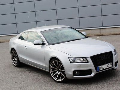 brugt Audi A5 2.7 TDi V6 Automat 190hk S-Line -09