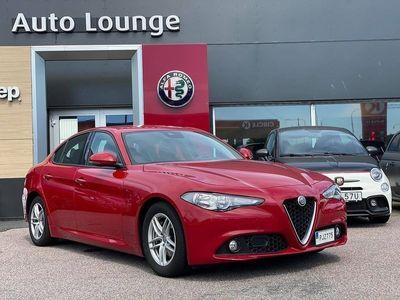 begagnad Alfa Romeo Giulia 2.2 JTDm 150 hk