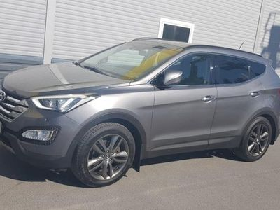 begagnad Hyundai Santa Fe 2.2 CRDi 4WD/ FULL UTRUSTAD