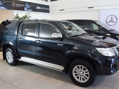 begagnad Toyota HiLux Toyota Hilux 3.0 171hk / 4x4 / Automat