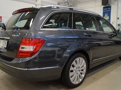 begagnad Mercedes C250 Avantgarde Benz4Matic Aut Webasto 2013, Kombi 274 900 kr