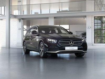 begagnad Mercedes 220 E-Klassd kombi