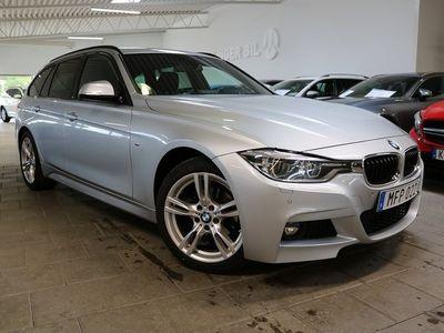 begagnad BMW 320 d xDrive Touring Aut M-Sport EU6 190hk Drag