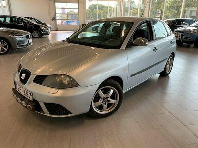 begagnad Seat Ibiza 1.4 5D V-hjul 2008, Halvkombi Pris 29 800 kr
