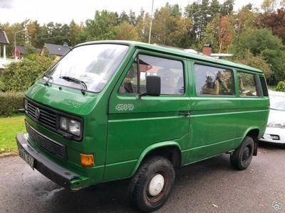 begagnad VW T3 syncro -92