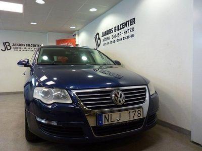 begagnad VW Passat 200hk, Kamremssats bytt, N