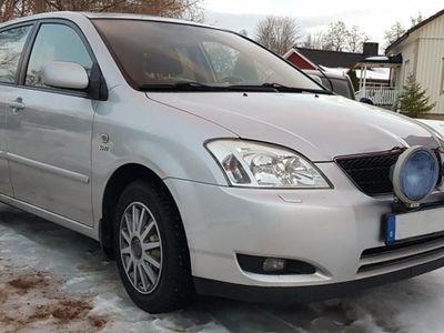 brugt Toyota Corolla 1.6 VVT-i NYBES och Skattad -04