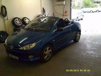 begagnad Peugeot 206 CC 1.6 109hk -03