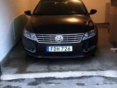 begagnad VW CC 2.0 TDI BlueMotion DSG Premium