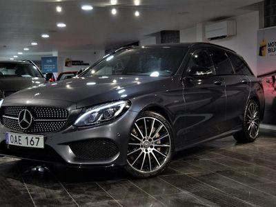 begagnad Mercedes C450 AMG T AMG 4M 4MATIC 7G | 420 hk | Värm | Pano |
