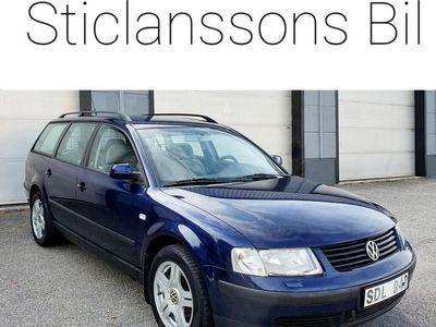 begagnad VW Passat Variant 1.8 T Comfortline 1