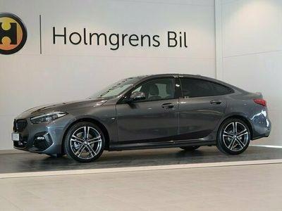 begagnad BMW 218 Gran Coupé M Sport Automat HiFi Navi 2021, Sedan Pris 381 300 kr