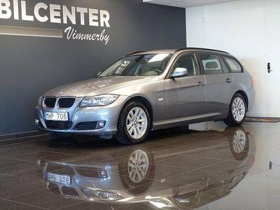 begagnad BMW 318 d Touring 143hk / Drag