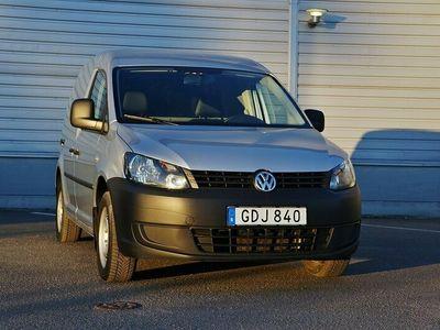 begagnad VW Caddy Skåpbil 1.6 TDI Drag Värmare 102hk