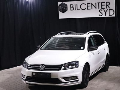 begagnad VW Passat 2.0 TDI BlueMotion Technology Variant 4Motion (177hk)