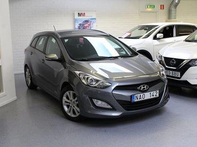 begagnad Hyundai i30 cw 1.6 GDI 135hk