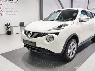 begagnad Nissan Juke N-CONNECTA 110 HK XTRONIC